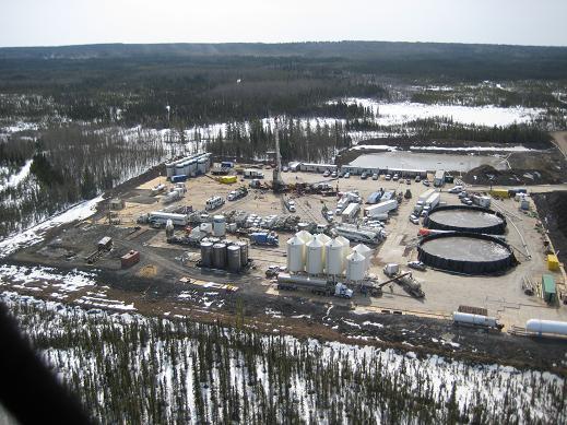 frack job 2008